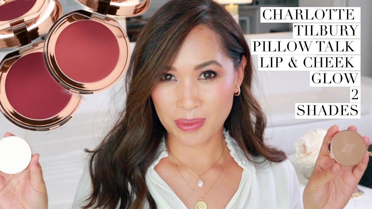 new pillow talk lip cheek glow which shade everyday edit