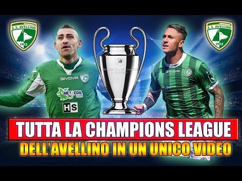 TUTTA LA CHAMPIONS LEAGUE DELL'AVELLINO IN UN UNICO VIDEO!! [By Giuse360]