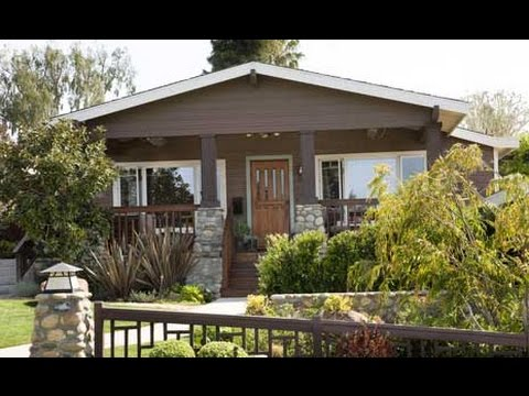 Craftsman Home Styles