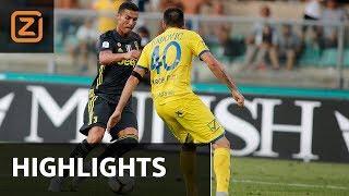 Samenvatting | Chievo Verona - Juventus | 18/08/2018