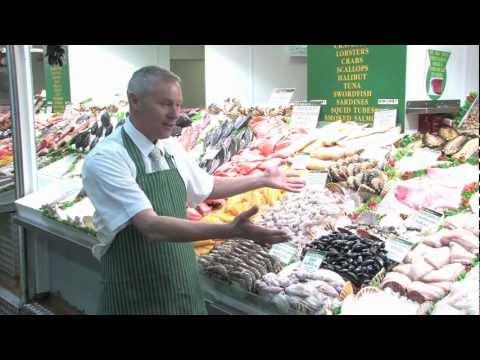 Leeds Markets (Myers Fishmonger)