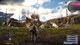 Final Fantasy XV- Ring of Lucii and Death Magic- Is it truly Overpowered?