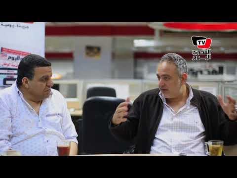 «حفظي»: مهرجان القاهرة السينمائي يجب أن ينفتح على الصناعة والعالم