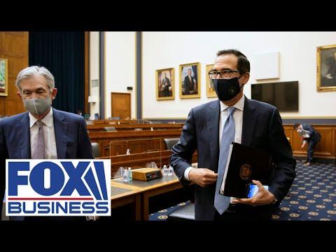 LIVE: Powell, Mnuchin testify before Senate on CARES act