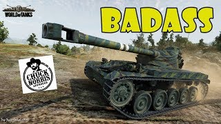 World of Tanks - PURE Gameplay [AMX 13 90 - BADASS   33.000 WN8 by HruzoCruzo]