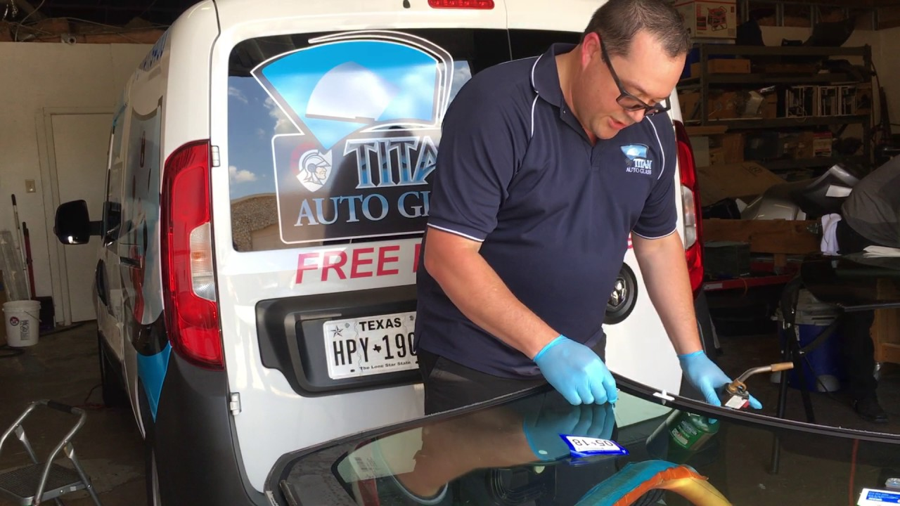 How To Remove Stickers From Car Window >> How To Remove Registration Sticker From Windshield