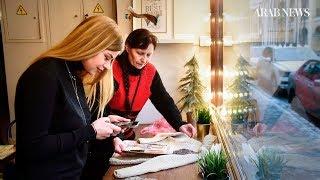 A good yarn: Russia's Insta-grannies take knitting skills online