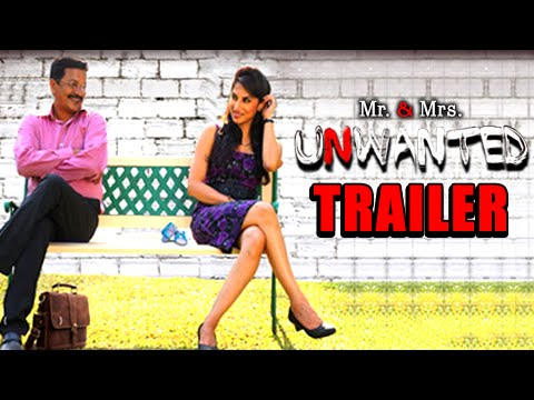 Mr & Mrs Unwanted | Trailer | Latest Marathi Movie | Smita Gondkar, Rajendra Shisatkar