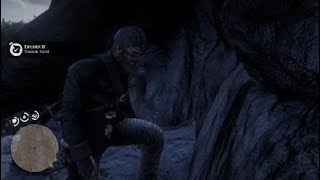 Location For High Stakes Treasure, Also Dinosaur Bone & Rock Carving In Red Dead Redemption 2 / RDR2