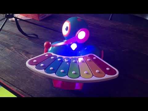 Setting Up The Wonderworkshop Dash Robot Xylophone