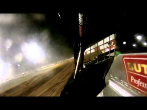 Ronnie Newsome All Star Stock Car Series Albany Motor Speedway Go pro on board 3/22/14