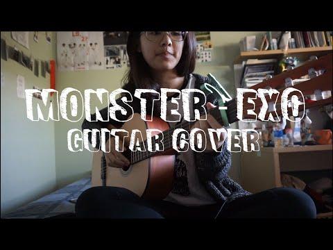 EXO (엑소) - Monster (Short Guitar Cover)