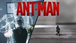Ant-Man Shrinking Effect   After Effects CC Tutorial