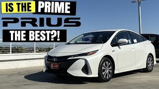 2020 Prius Prime Review | The Best Prius Yet?!