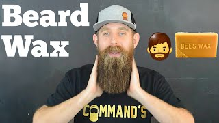 Beard Wax!? How to style your beard & What is it?