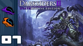 Let's Play Darksiders 2: Deathinitive Edition - PS4 Gameplay Part 7 - Prequelitis