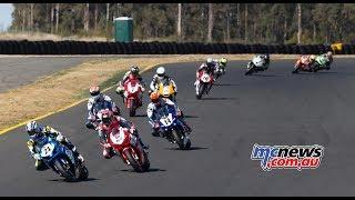YMF ASBK Superbike Championships 2017 - Round Six - Sydney Motorsports Park - Superbike Highlights