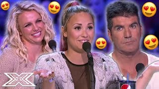 UNIQUE Covers That Made Judges Fall In LOVE | X Factor Global