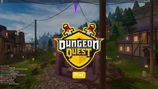 GAMING W/ DRIERWHISPER729 dungeon quest (roblox)