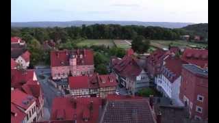 видео Древний Вюрцбург: достопримечательности, история, фото