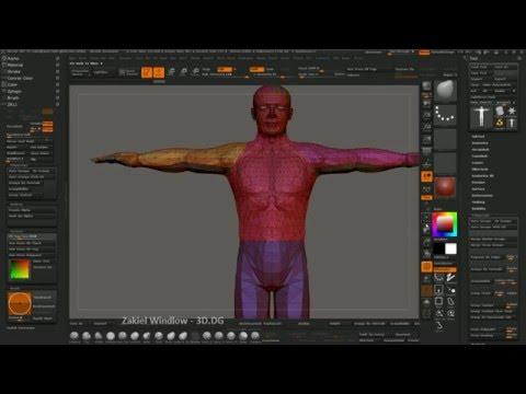 Maldito Avatar - Link de descarga propio - ZBrush a SecondLife