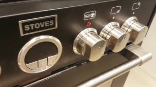 Stoves Sterling 600 EI fornuis | De Schouw Witgoed