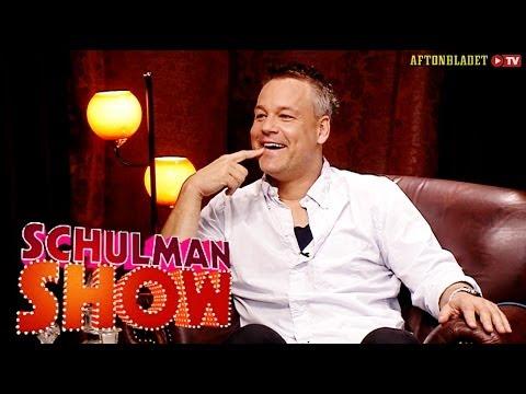 Henrik Schyffert i Schulman Show