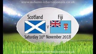ÉCOSSE - FIDJI : Rugby Challenge 3