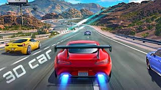 "Turbo Driving Racing 3D ""Car Racing Games"" iphone Gameplay Video screenshot 3"