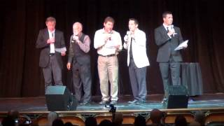 The Mennonite Game song sung on the 2013 Sail & Sing Christian Cruise to Alaska