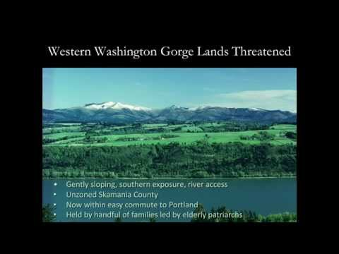 A Wild and Beautiful Ride: Passage of the Columbia River Gorge National Scenic Area Act