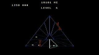 Atari 5200: Tempest [Atari] (Unreleased Prototype)