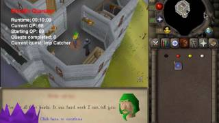 [OSRS] Botting to max stats S01E10 Part A