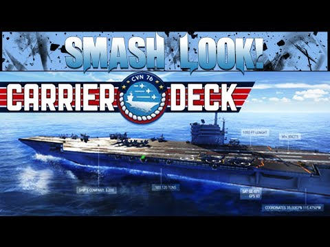 Smash Look! - Carrier Deck Gameplay