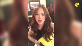 Ellen Adarna Wants One On One Tutorial With Pietro Boselli, World's Hottest Math Teacher