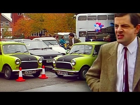 PARKING Bean | Mr Bean Full Episodes | Mr Bean Official