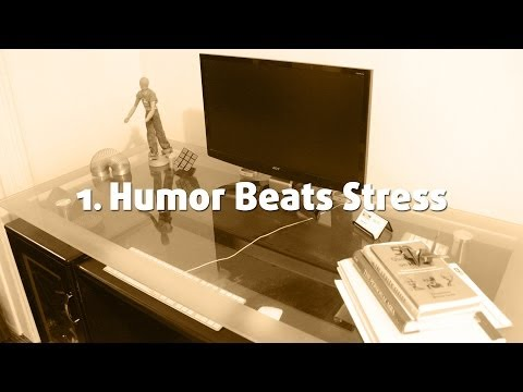 Humor At Work: Anticipating Laughter Reduces Stress