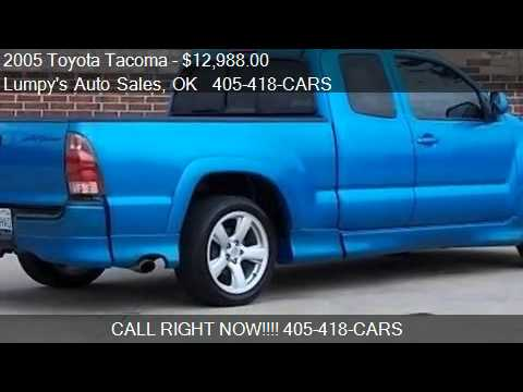 2005 toyota tacoma for sale in oklahoma city ok 73114. Black Bedroom Furniture Sets. Home Design Ideas