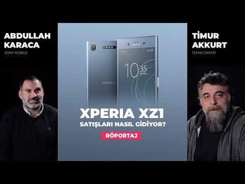 Sony Mobile XZ1'i  Ürünün Lansman Müdürü ile Konuştuk