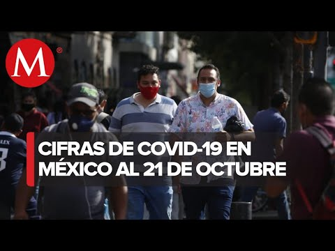 México supera las 87 mil muertes por coronavirus