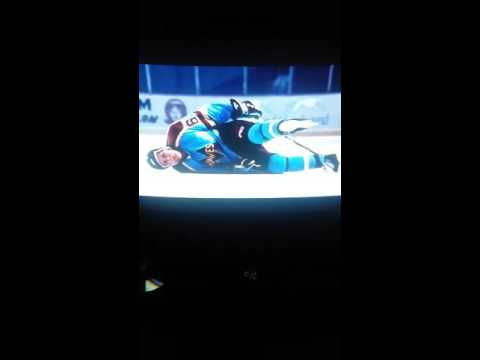 the mighty ducks 2 gordon bombay goes down