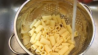 Download This Is Why You'll Never Drip-Dry Pasta With A Sieve Again Mp3 and Videos
