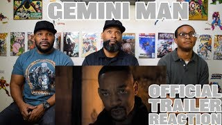 Gemini Man Official Trailer Reaction