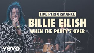 Billie Eilish - when the party