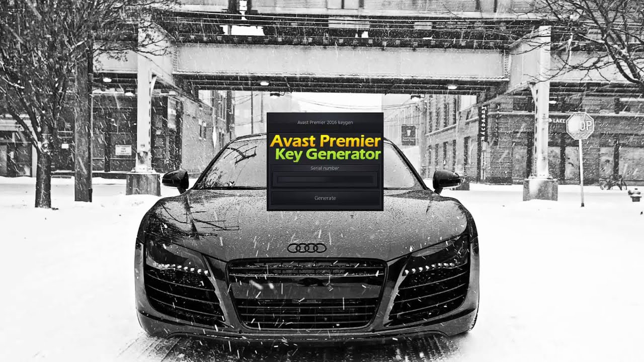 Avast Premier 2016 license key (2016) - YouTube