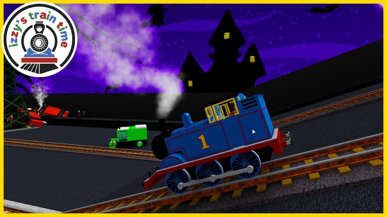 Roblox thomas and friends trains