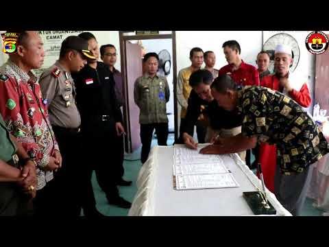 Sosialisasi Zona Bebas Narkoba di Kecamatan Menggala