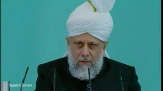 Español Friday Sermon 16 February 2007, Divine Quality of Rahimiyyat