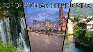 Attraction Of Top 3 Cities Of Bosnia And Herzegovina Must See