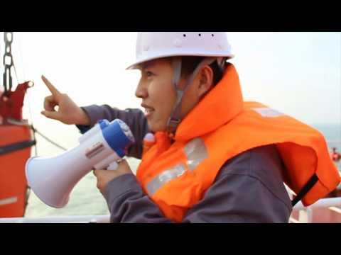 ฝึกเรือ Dalian Maritime University [By IMC09]